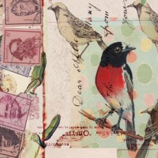 Vintage Birds sm 05