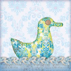 Small Blue Duckie  Please Click the image for more information.