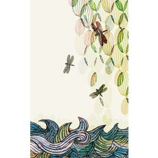 Dragonflies Postcard
