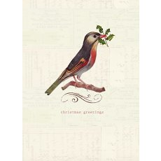 Clearance Vintage Christmas Birds 06  Please Click the image for more information.