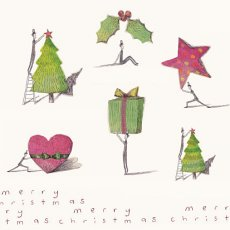 Pen n Ink Merry Xmas Mix  Please Click the image for more information.
