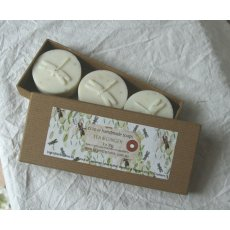 Tea and Ginger Trio Soaps  Please Click the image for more information.