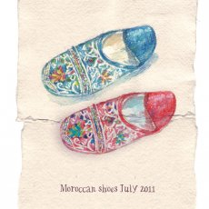 Morroccan shoes Not in stock til end feb 2012 Please Click the image for more information.