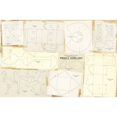 Paper Bliss Templates Downlaod these templates from the inside cover of Paper Bliss and print them out so you dont have to photocopy them scale them up or down to suit the size youd like by photocopying. Please Click the image for more information.