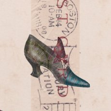 Antq Notions - Pointy Shoes  Please Click the image for more information.
