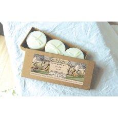 Amber Soap (3 x 30g) boxed Delightfully subtle scent hand made in Australia with the nicest ingredients Please Click the image for more information.