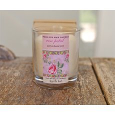 Rose Petal Soy Wax Candle  Please Click the image for more information.