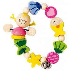 heimess elastic mermaid rattle This colourful and stylish Heimess Elastic Mermaid Rattle is designed to stimulate your baby in the early months. Please Click the image for more information.