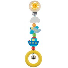 heimess clip on vehicle Shall we fly or sail today Clip On Vehicles simply attaches to your car seat or pram and youre ready to set off on your journey Bright and engaging baby will love being amused by the shapes and tinkling bellAll . Please Click the image for more information.