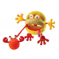 lilliputies romeo hand rattle Jammed packed full of features and beautifully designed the Romeo Hand rattle is sure to please and a delight for little ones to discover. Please Click the image for more information.