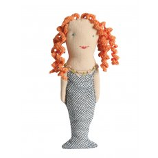 maileg mermaid rattle Our Maileg mermaid is soft has a pretty flower neckline with long flowing hair  Imaginative play can include our Maileg pirate ship pirate captain pirate crew and shark  Ea. Please Click the image for more information.