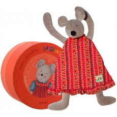 moulin roty boxed nini comforter La Grande Famille or Big Happy Family Dou Dou Comforters by Moulin Roty are a wonderful collection of well dressed soft toy animals Wit. Please Click the image for more information.