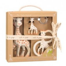 sophie the giraffe so pure trio The perfect new baby gift Includes Sophie the Giraffe babys first toy in 100 natural rubber to stimulate all the senses The . Please Click the image for more information.