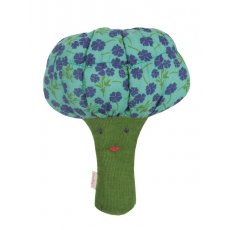 maileg broccoli rattle Maileg lady broccoli rattle   A beautifully made rattle a must for any baby and a Maileg favorite Collect all these fun rattlesDim. Please Click the image for more information.