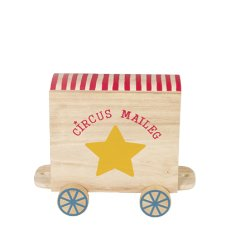 maileg circus wagon maileg circus wagon is completely made of wood and is 17cm  Please Click the image for more information.