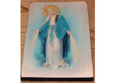 MIRACULOUS IMAGE ICON These religious icons are hand crafted by an Adelaide family for many years  The finest quality pieces. Please Click the image for more information.