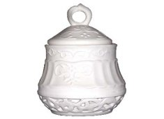 ORNATE SUGAR BOWL  Please Click the image for more information.