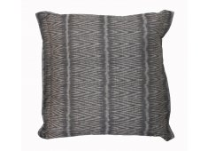 IKAT HILL TRIBE CUSHION-DK GREY COLOURS  PATTERNS VARY Please Click the image for more information.