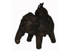 ELEPHANT JEWEL BOX VINTAGE BOX FROM INDIA Please Click the image for more information.