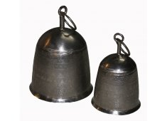 KASTAMONU BELLS SET OF 2 BELLS SILVER Please Click the image for more information.