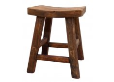 RECTANGLE CONCAVE LOW STOOL RECYCLED WOOD MADE FROM OLD SHIP WOOD WITH TWO PACK GLOSS CABINET ANY IMPERFECTIONS ARE PART OF THE CHARACTER OF THIS ITEM  NOT FAULTS Please Click the image for more information.