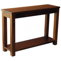 """""""Mirage"""" Toffee Hardwood Hall Table The Mirage Solid Hardwood Timber Hall Table will look fantastic in your hallway or lounge room Perfectly designed to go with the matching Mirage mirrorThis . Please Click the image for more information."""