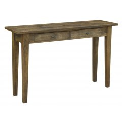 """Belle"" Parquetry Hardwood 2 drw Hall Table The Belle Parquetry hall table with 2 drawers combines a distressed antique finish with elegance and durability T. Please Click the image for more information."