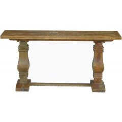 """Tuscany"" Solid Hardwood Timber Hall Table Console  160cm This beautiful Solid Hardwood Timber Hall Table Console will add the perfect touch to your home It is extremely substantial and superbly made . Please Click the image for more information."