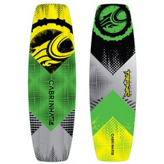 2013 Cabrinha Tronic 140 kiteboard complete