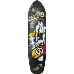 Sector 9 Daisy Deck Froth City From mucking around to eyewatering speeds this deck has you covered  A board designed for having a sick time The si. Please Click the image for more information.