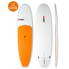 "NSP 11"" Elements SUP The 110 NSP Elements SUP is the perfect versatile SUP for anyone up to 95kg200lbs This board does it all well The. Please Click the image for more information."