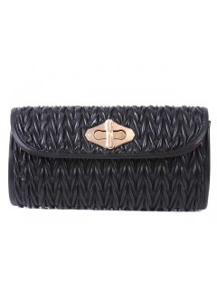 H0473 FASHION JADA OVERSIZED CLUTCH  AVAILABLE IN BLACK RED LIME OR BLUE Please Click the image for more information.
