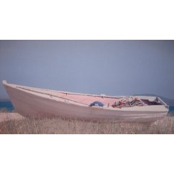 Canvas Beach Boat This elegant seaside image will help you to create a beautiful nautical feel throughout your homeCanvas size is 680 cm x 1480cm Please Click the image for more information.