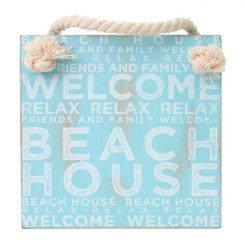 'Seaside' Hanging Sign Assorted  Please Click the image for more information.
