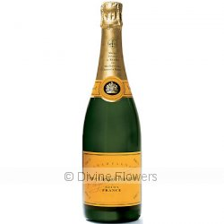 Veuve Clicquot 750ml  Priced from $ 100  Click for more details