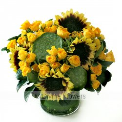 Lotus Sunflower  Priced from $ 115  Click for more details